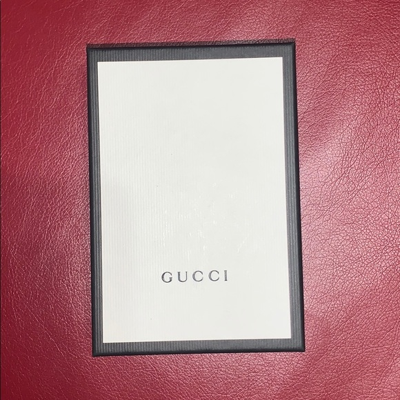 Gucci Handbags - Gucci double G card case